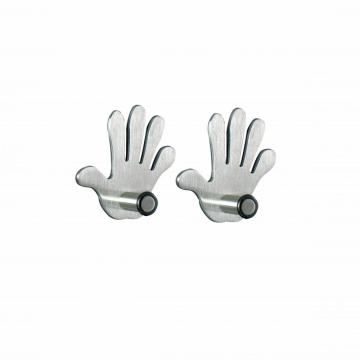 hand shape hook set/4