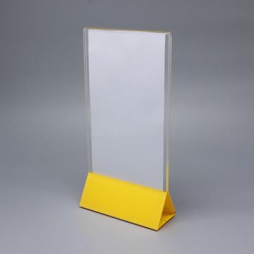 Cheap Mini Acrylic Card Display Stand