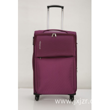 Fashion customized design softside handle luggage