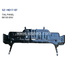 Well-designed for HONDA Radiator Steel Body Autoparts Honda 2006-2011 CIVIC TAIL PANEL supply to East Timor Exporter