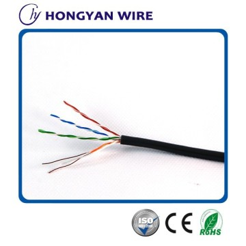 Customized for Cat 5E Network Cable, FTP Cat 5e Network Cable, UTP Cat 5e Network Cable Manufacturer in China Factory supply cat5e cable data communication and networking supply to Palau Factory