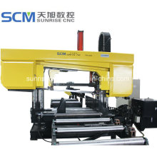 Tdj1250 Band Saw Machine for Beams and Tubes