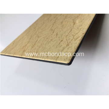 MC Bond Signboard Interior Wall Metal Composite Panel
