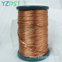 Resistance Triple Insulated Litz Wire 3.75mm Elements