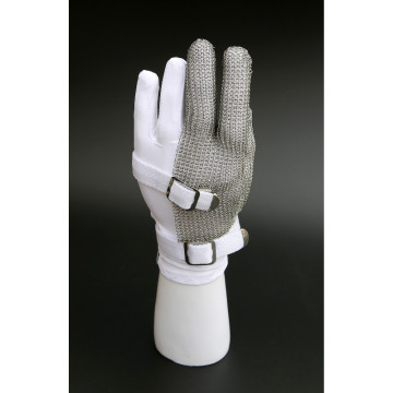 Working gloves anti garments cutting
