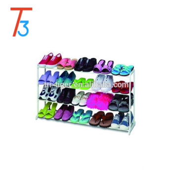 20 Pairs Shoe Organizer Stackable Living Room Standing Shoe Rack