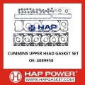 Cummins Upper Head Gasket Set 4089958