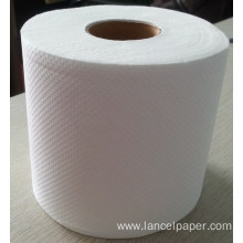 100% virgin pulp toilet tissue paper
