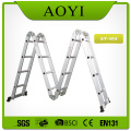 16 steps aluminum multipurpose ladder
