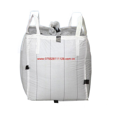New virgin  woven jumbo bag