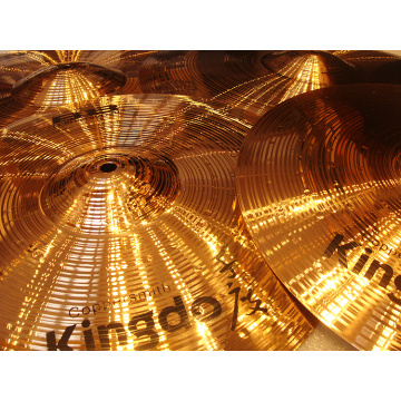 Hot Selling Percussion Instruments B8 Cymbals