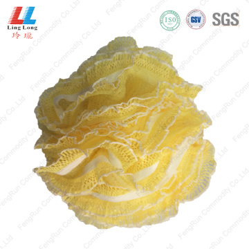 luffa shower pouf bath scrubber shower sponge