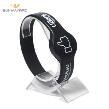 New Fashion Design for for RFID Festival Wristbands MIFARE Classic 1k rfid enabled wristband supply to Cuba Manufacturers
