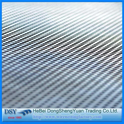 Aluminum Perforated Metal Mesh