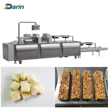 Cereal Rice Granola Bar Forming Machine