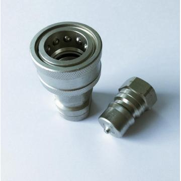 ZFJ3-4040-01N ISO7241-1B carton steel nipple