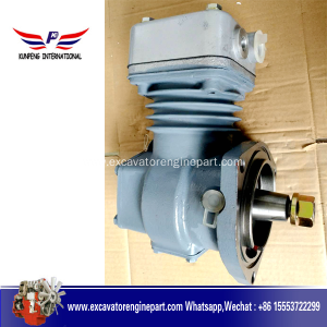 Professional China for Wechai Engine Part Weichai WD10 Engine Parts Air compressor 612600130496 supply to El Salvador Manufacturers
