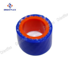 Heat resistant automotive silicone tubing