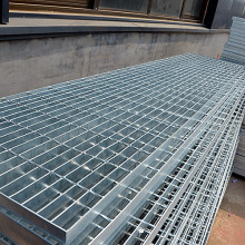 Press Welded Steel Grating