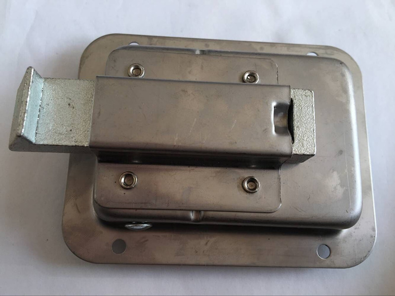 Tool Box Latches and Locks
