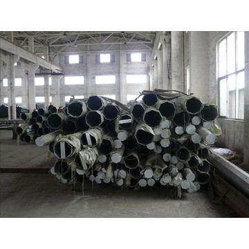 China for 10kV Steel Pole 10kV Electric Power Pole export to Tuvalu Supplier