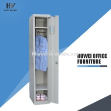 Factory Free sample for Fireproof Single Tier Locker Storage steel one door locker wardrobe supply to Togo Wholesale