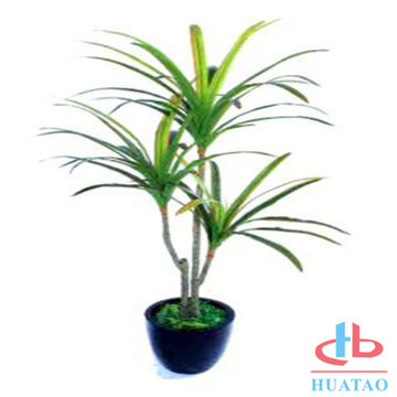 180cm artificial potted plants in round pot