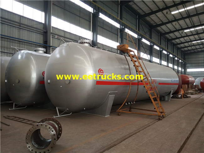 100m3 LPG Storage Tanks