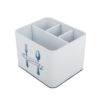 Kitchen storage utensil box
