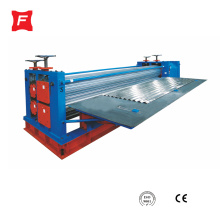 Aluminum Metal Sheet Corrugated Roll Forming Machine