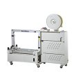Automatic on-line cartons strapper
