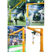 factory low price Used for Tower Cranes Wall-mounted jib crane 7t export to Mali Manufacturer