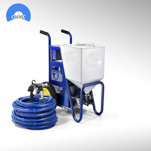 wall putty spray airless sprayer painting machine