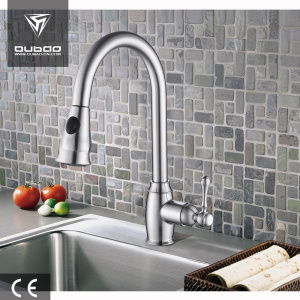 Cheap Pull Out Kitchen Mixer Tap Faucet