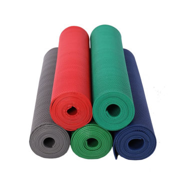 Plastic S mat roll floor mat door mat
