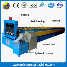 Steel Galvanized Floor Decking Roll Forming Machine