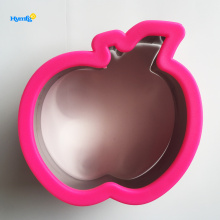 Lifietude Sandwich Cutters for Kids apple shape