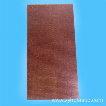 Very Hard Phenolic Laminated Cotton Cloth Board