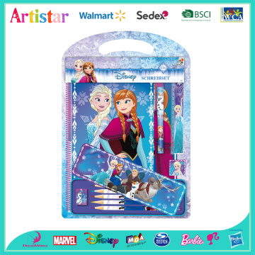 Disney Frozen stationery set