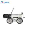 Sewer Self Level Tank Robot Sewer Tractor