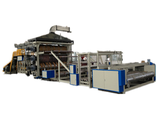 geo-textile laminating production line