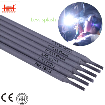low carbon steel welding electrodes 2.5mm
