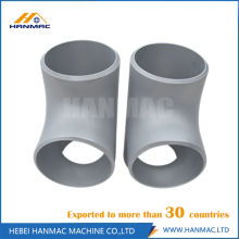 Cheap for Aluminum 6061 Tee equal and unequal aluminum tee supply to Kazakhstan Manufacturer