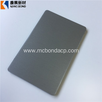 Different Types PVDF Aluminium Composite Panel