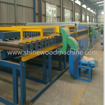 2 Deck Veneer Dryer Automatic Feeder
