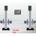 Mobile 3D Wheel Alignment with Remote Control