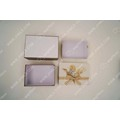 Handmade Decorative Boxes Of Printed Linen