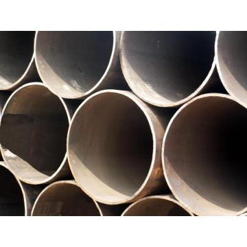 ASTM A53 Erw Welded Round Steel Pipe