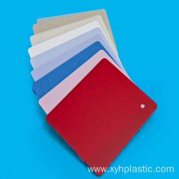 Highly Rigidity ABS Plastic Plates Board
