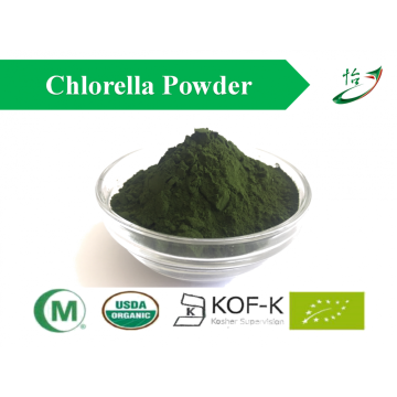 Feed Grade Cracked Cell Wall Chlorella Powder